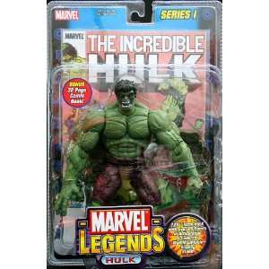 Marvel Legends HULK Series 1 Action Figure Toys & Games