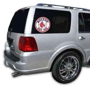 Boston Red Sox Cutz Window Film