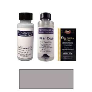 Oz. Smoke Quartz Pearl Metallic Paint Bottle Kit for 1990 Maserati
