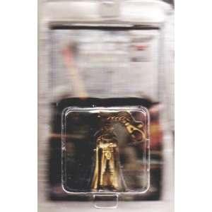 Star Wars DARTH VADER Die Cast Brass Key Chain Office