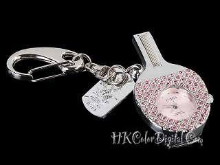16GB USB Jewel Table Tennis Racket Keychain Flash Drive