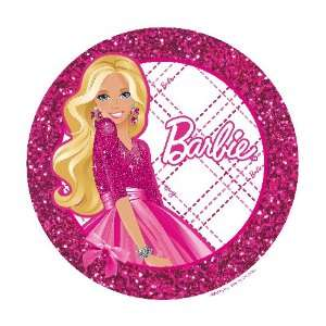 Barbie Doll Edible Cupcake Toppers Decoration Everything