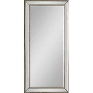 Full length Mirror with Fine Beaded Frame