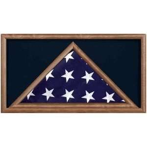 Military Flag and Medal Display Case  Shadow Box: Sports & Outdoors