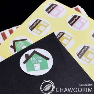) Homemade 3Type Stickers Packing Material/Gift wrap Size2.5cmx2.5cm