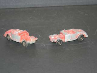 VINTAGE 1960S TOOTSIETOY FORD MODEL B HOT RODS