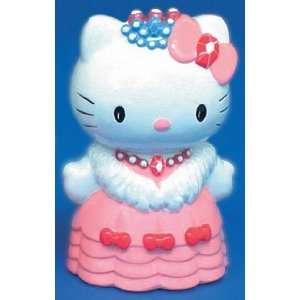 Pink Hello Kitty Dress Up Princess Christmas Ornament