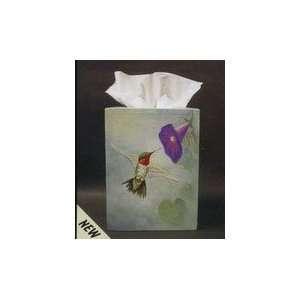 Adventure Marketing Hummingbird Tissue Box High Quality Modern Design