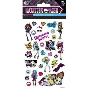 Monster High Standard Stickers Arts, Crafts & Sewing