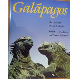 Galápagos   Discovery on Darwins Islands: Books