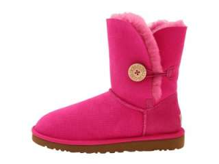 Ugg Bailey FRUIT PUNCH Button Perf Boots Size 7 (Order one size down