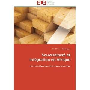 (French Edition) (9783841782076): Bila Clément Ouedraogo: Books