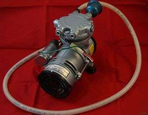 GAST Oilless LOA 101 HB Vacuum Pump w capacitor