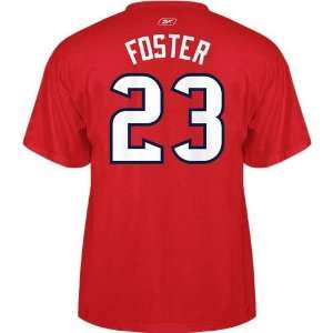 Mens Texans Arian Foster #23 Game Gear T shirt
