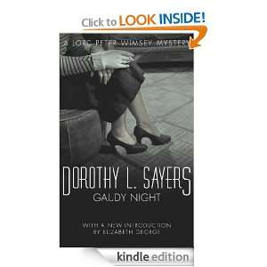 Gaudy Night (A Lord Peter Wimsey Mystery): Dorothy L. Sayers: