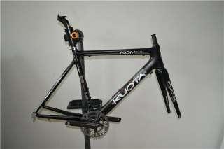 Evo Carbon Road Bike Frameset size M 53 Very Nice Condition + Extras