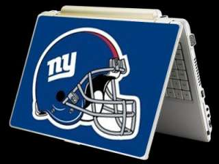 New York Giants Laptop Art Skin Sticker Cover For 10 ~ 15 Notebook