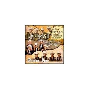 Los Tres Grandes Del Corrido Norteno Various Artists Music