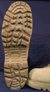 US MILITARY GORETEX ACU DESERT TAN ICB COMBAT Boots NEW