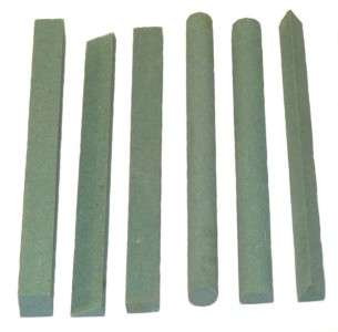 PIECE SILICON CARBIDE SHARPENING STONE SET