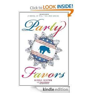 Party Favors Nicole Sexton, Susan Johnston  Kindle Store