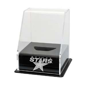 NHL Dallas Stars Single Hockey Puck Display Case with