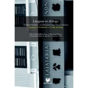 9788484893660): Hans Jurgen Dohla, Raquel Montero Munoz, eds.: Books