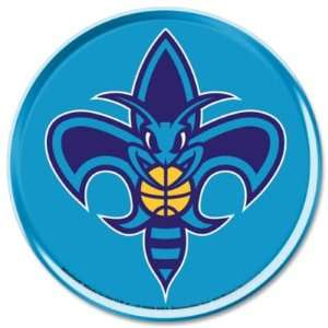 New Orleans Hornets Official Logo 3 Domed Decal