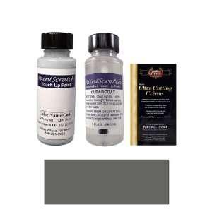 Oz. Iron Gray Metallic Paint Bottle Kit for 1996 Honda Passport (849