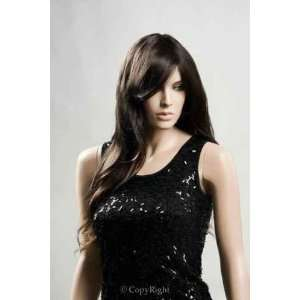 Brand New Long Female Wig Synthetic Hair For ladies Personal Use Or