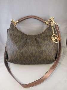 Michael Kors Erin Medium Shoulder Bag PVC $198