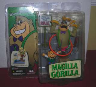 HANNA BARBERA MAGILLA GORILLA FIGURE STATUE TOY NEW