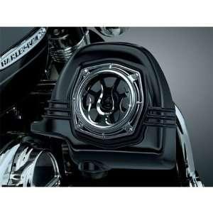 Kuryakyn 877 Kicker Fairing Lower Speakers For Harley Davidson Touring