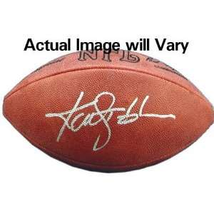 Ken Stabler Autographed Official NFL Football Sports