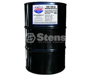 LUCAS OIL MAGNUM MOTOR OIL SAE 15W 40 55 GALLON DRUM