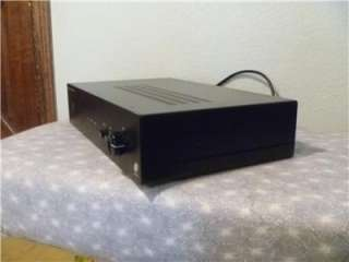 NILES AUDIO HIGH END AUDIOPHILE SUBWOOFER POWER AMPLIFIER MODEL SA 100