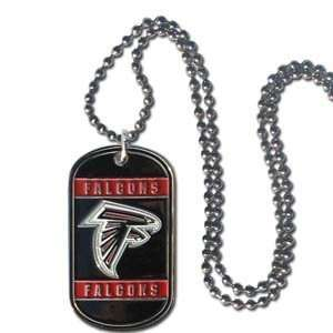 Atlanta Falcons Dog Tag   Neck Tag
