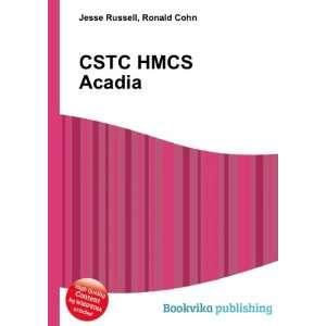 CSTC HMCS Acadia Ronald Cohn Jesse Russell Books