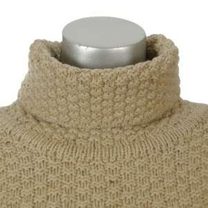 Sutton Studio Womens Cashmere Blend Cowl Neck Sweater