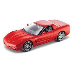 Chevrolet Corvette Z06 diecast model car: Toys & Games