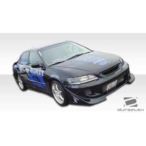 1998 2002 Honda Accord 4DR Duraflex Blits Front Bumper   Duraflex Body