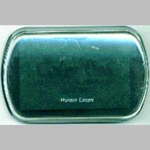 Colorbox Mini Pigment Inkpad, Hunter Green Arts, Crafts & Sewing
