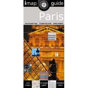 Imap Paris With Compass (9781841395524) Books