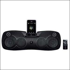 Logitech S715i Rechargeable Speaker for iPod Touch and iPhone