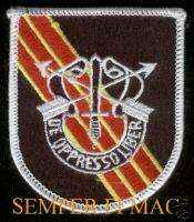 US ARMY 5TH SF SPECIAL FORCES GROUP PATCH IRAQ VIETNAM
