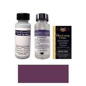 1 Oz. Dark Mauve Pearl Metallic Paint Bottle Kit for 1994