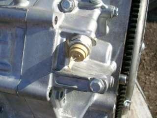 2008   2009 Honda Odyssey Transmission, Touring EX L