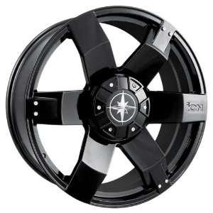 Ion Alloy 185 Black Wheel (24x9.5/12x135mm) Automotive