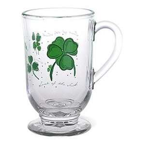 Libbey St Patricks Day Irish Coffee Mug