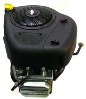 17.5hp Briggs Stratton Vert Engine ES 3 5/32 Intek I/C Alternator 5